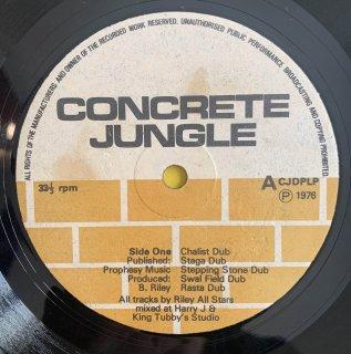 DUB - CONCRETE JUNGLE