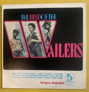 WAILERS - THE BEST OF THE WAILERS