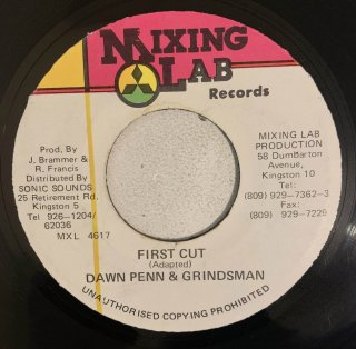 DAWN PENN & GRINDSMAN - FIRST CUT