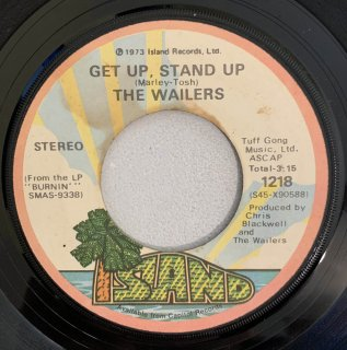 WAILERS - GET UP STAND UP