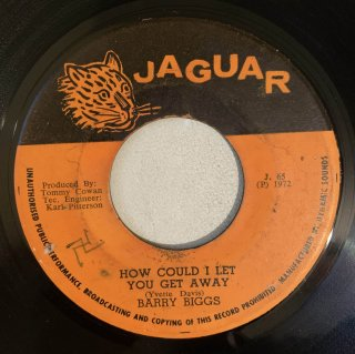 BARRY BIGGS - HOW COULD I LET YOU GET AWAY