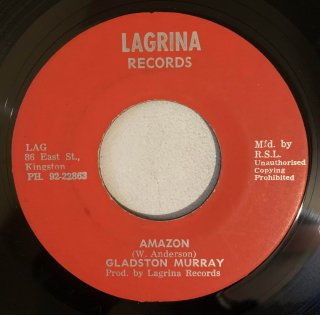 GLADSTON MURRAY - AMAZON