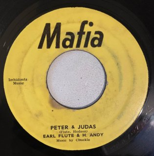 EARL FLUTE & HORACE ANDY - PETER & JUDAS