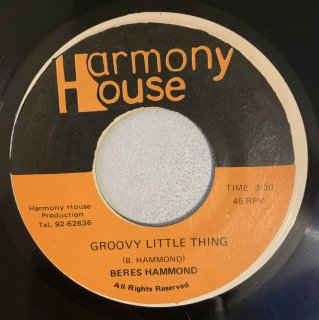 BERES HAMMOND - GROOVY LITTLE THING