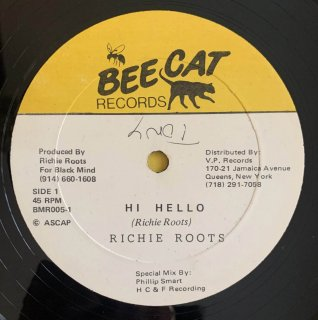 RICHIE ROOTS - HI HELLO