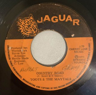 TOOTS & MAYTALS - COUNTRY ROAD