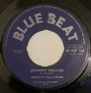 PRINCE BUSTER - JOHNNY DOLLAR