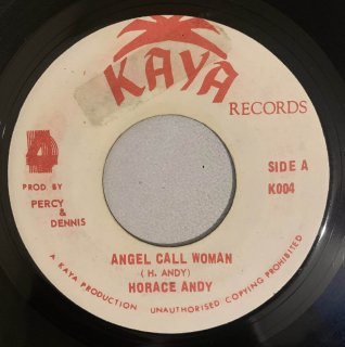 HORACE ANDY - ANGEL CALL WOMAN