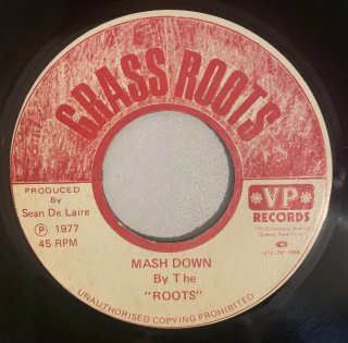 ROOTS - MASH DOWN