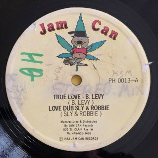 BARRINGTON LEVY - TRUE LOVE