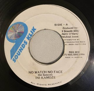 INI KAMOZE - NO WATCH NO FACE