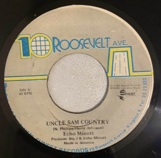 ECHO MINOTT - UNCLE SAM COUNTRY