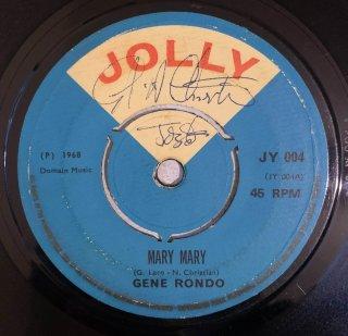 GENE RONDO - MARY MARY