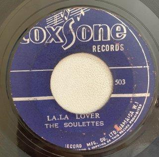 SOULETTES - LA LA LOVER