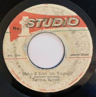DENNIS BROWN - MAKE IT EASY ON YOURSELF