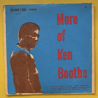 KEN BOOTHE - MORE OF KEN BOOTHE