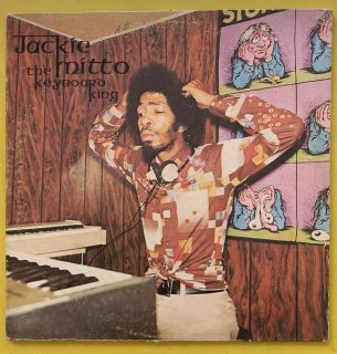 JACKIE MITTOO - THE KEYBOARD KING