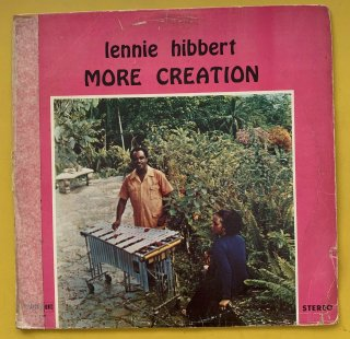 LENNIE HIBBERT - MORE CREATION