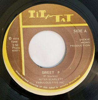 PETER SCARLETT - SWEET P