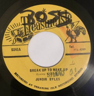 JUNIOR BYLES - BREAK UP TO MAKE UP