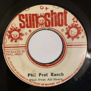 PHIL PRAT ALL STARS - PHIL PRAT RANCH
