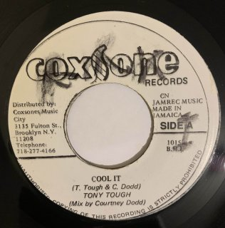 TONY TUFF - COOL IT