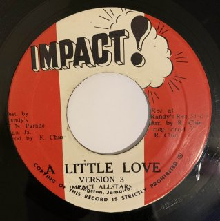 PETER TOSH - A LITTLE LOVE INST