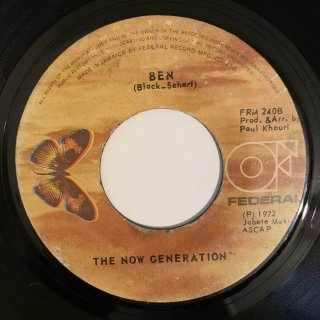 THE NOW GENERATION - BEN
