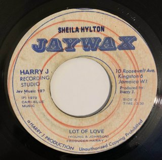 SHEILA HYLTON - LOT OF LOVE