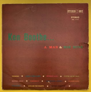 KEN BOOTHE - A MAN & HIS HITS