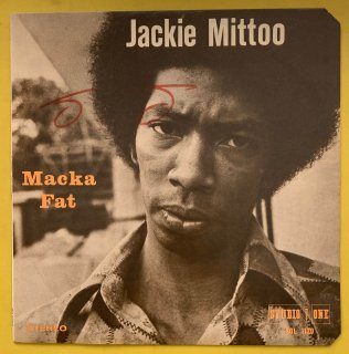 JACKIE MITTOO - MACKA FAT