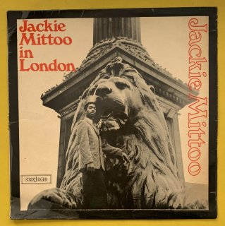 JACKIE MITTOO - JACKIE MITTOO IN LONDON