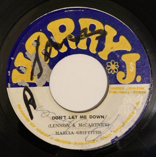 MARCIA GRIFFITHS - DON'T LET ME DOWN