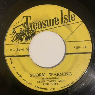 LYN TAITT - STORM WARNING