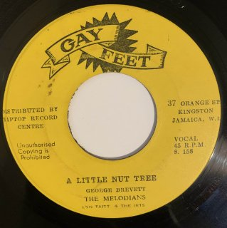 MELODIANS - A LITTLE NUT TREE
