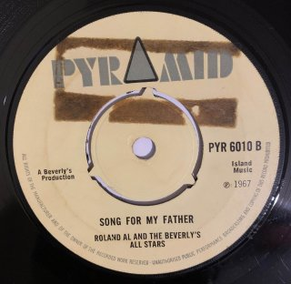 ROLAND ALPHONSO - SONG FOR MY FATHER