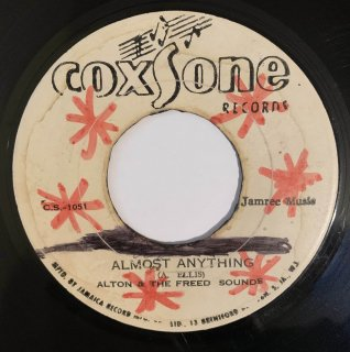 ALTON & THE FREED SOUNDS - ALMOST ANYTHING