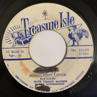 JOYA LANDIS - MOONLIGHT LOVER