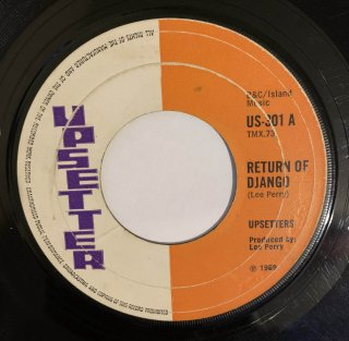 UPSETTERS - RETURN OF DJANGO