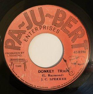J.C SPEKKER - DONKEY TRAIN
