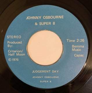 JOHNNY OSBOURNE - JUDGEMENT DAY