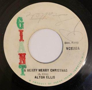 ALTON ELLIS - A MERRY MERRY CHRISTMAS