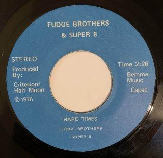 FUGE BROTHERS - HARD TIMES