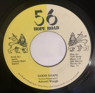 ASHANTI WAUGH - GOOD SHAPE