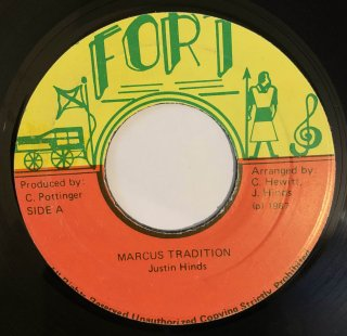 JUSTIN HINDS - MARCUS TRADITION