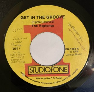 HEPTONES - GET IN THE GROOVE