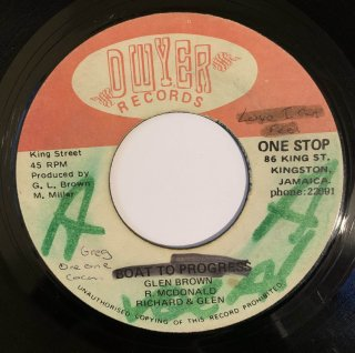GREGORY ISAACS - ONE ONE COCOA