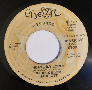DERRICK & KIM HARRIOTT - HEAVENLY LOVE
