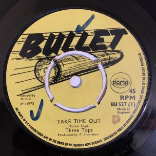 THREE TOPS - TAKE TIME OUT