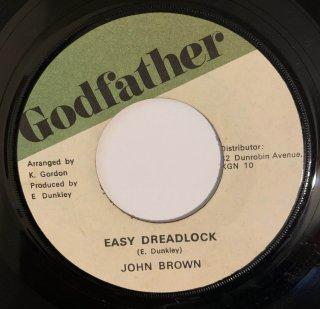 JOHN BROWN - EASY DREADLOCK